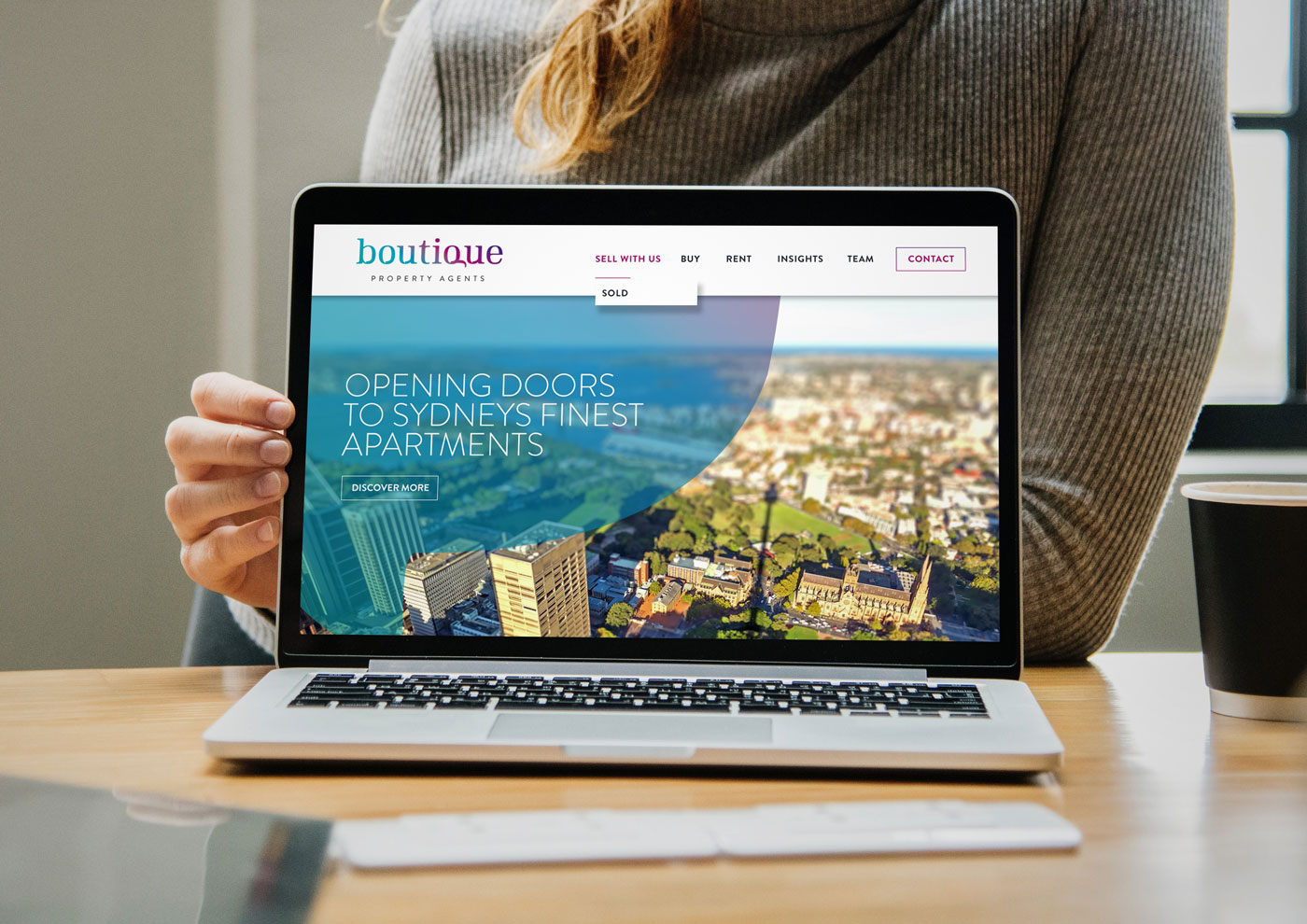 Boutique Property Agents Website